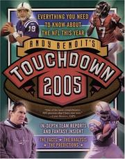 Cover of: Touchdown 2005: Everything You Need to Know About the NFL This Year (Andy Benoit's Touchdown: Everything You Need to Know about the NFL)