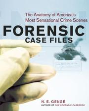 Cover of: Forensic Case Files