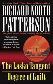 Cover of: The Lasko Tangent Degree of Guilt