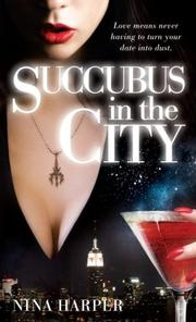 Cover of: Succubus in the City