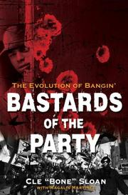 Cover of: Bastards of the Party