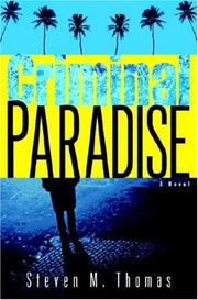 Cover of: Criminal Paradise: A Novel