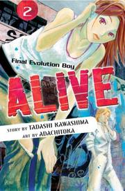 Cover of: Alive 2: The Final Evolution (Alive: The Final Evolution)