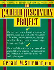 The career discovery project by Gerald M. Sturman