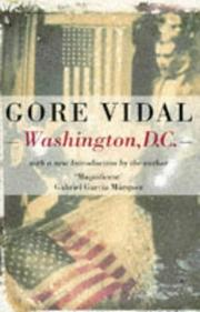 Cover of: Washington DC (Narratives of a Golden Age)