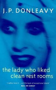 Cover of: The lady who liked clean rest rooms