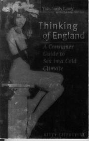 Cover of: Thinking of England