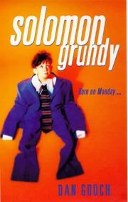 Cover of: Solomon Grundy