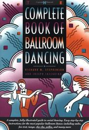 Cover of: Complete Book of Ballroom Dancing