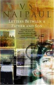 Cover of: LETTERS BETWEEN A FATHER AND SON: los años en Oxford