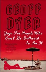 Cover of: Yoga for People Who Can't Be Bothered
