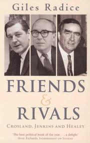 Cover of: Friends & Rivals