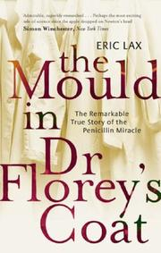 Cover of: Mould in Dr. Florey's Coat