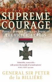 Cover of: Supreme Courage