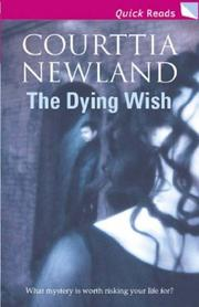 Cover of: THE DYING WISH (QUICK READS)