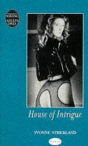 Cover of: House of Intrigue