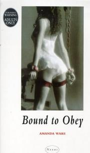 Cover of: Bound to Obey