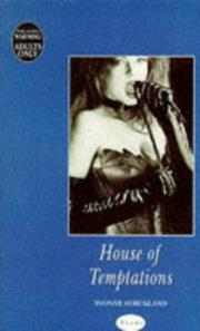 Cover of: House of Temptations