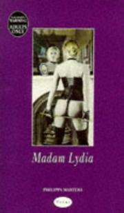 Cover of: Madam Lydia