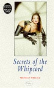 Cover of: Secrets of the Whipcord