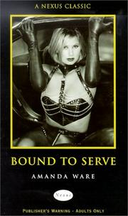 Cover of: Bound to Serve