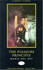 Cover of: The Pleasure Principle
