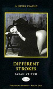 Cover of: Different Strokes