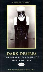 Cover of: Dark Desires