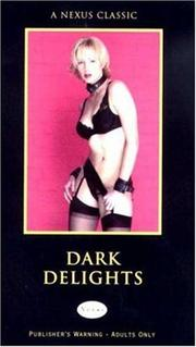 Cover of: Dark Delights