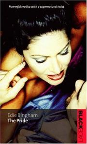 Cover of: The Pride | Edie Bingham