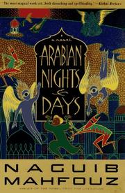 Cover of: Arabian Nights and Days