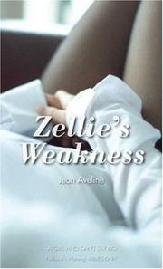 Cover of: Zellie's Weakness