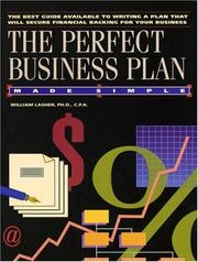 Cover of: The perfect business plan made simple