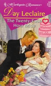 Cover of: Twenty - Four - Hour Bride  (Whirlwing Weddings)