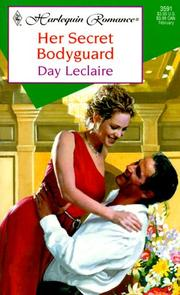 Cover of: Her Secret Bodyguard | Day Leclaire