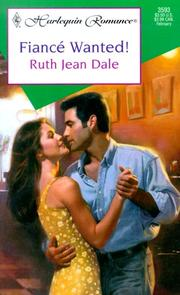 Cover of: Fiance Wanted | Ruth Jean Dale