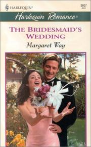 Cover of: Bridesmaid'S Wedding | Margaret Way