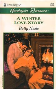 Cover of: Winter Love Story | Betty Neels