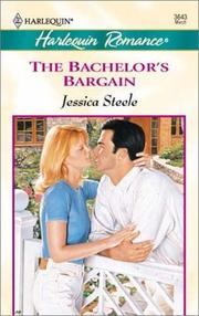 Cover of: The Bachelor's Bargain | Jessica Steele