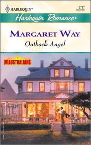 Cover of: Outback Angel  (Christmas Australians) | Margaret Way