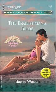 Cover of: The Englishman's Bride | Sophie Weston