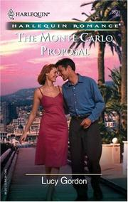 Cover of: The Monte Carlo Proposal