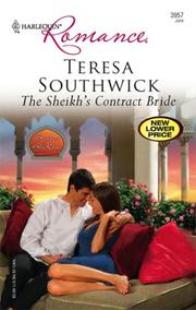 Cover of: The Sheikh's Contract Bride