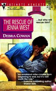 Cover of: The Rescue of Jenna West (Silhouette Intimate Moments No. 858) (Intimate Moments , No 858)