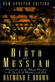 Cover of: The birth of the Messiah
