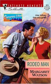 Cover of: Rodeo Man