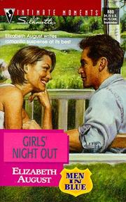 Cover of: Girls' Night Out | Elizabeth August
