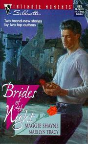 Cover of: Brides of the Night | Maggie Shayne