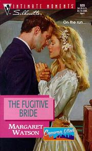 Cover of: Fugitive Bride  (Cameron Utah)