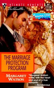 Cover of: The Marriage Protection Program  (Cameron, Utah)
